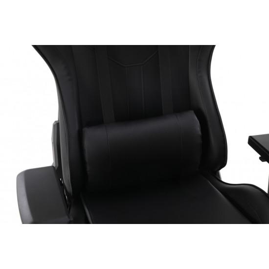 Devo Gaming Chair - Alpha Black