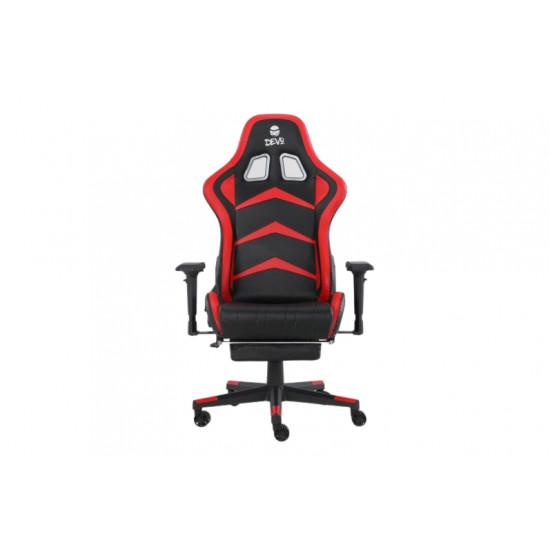 Devo Gaming Chair - Cloud Red V2