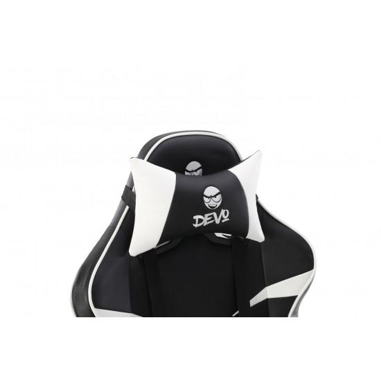Devo Gaming Chair - Zoltik White