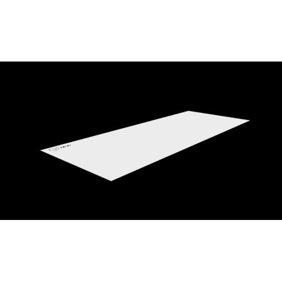 Devo Gaming Mouse Pad - S3XL-1220 - White