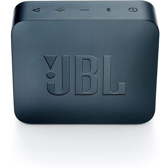 JBL Go 2 Portable Wireless Speaker - Navy