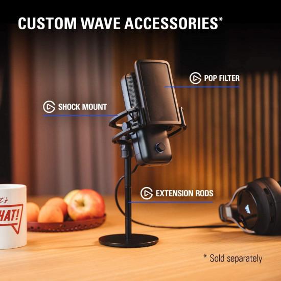 Elgato Wave:1 Premium USB Microphone