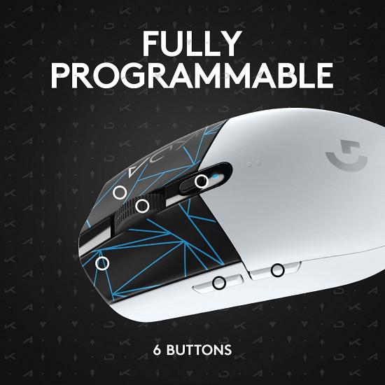 Logitech G305 League of Legends K/DA Lightspeed Wireless Gaming Mouse