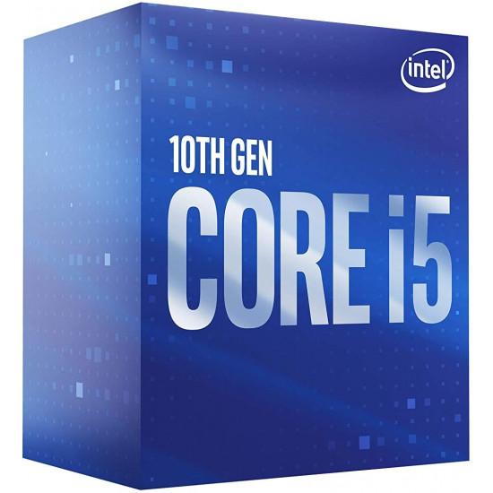 Intel-i5-10400F CPU