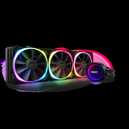 NZXT KRaken x73 360mm RGB cooler