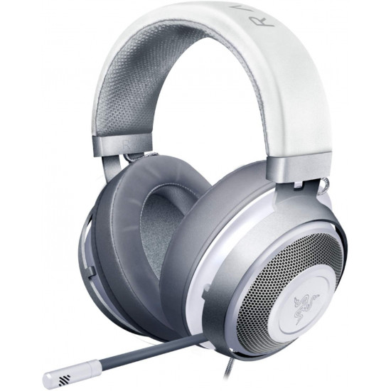 Razer Kraken Wired Gaming Headset - Mercury Edition