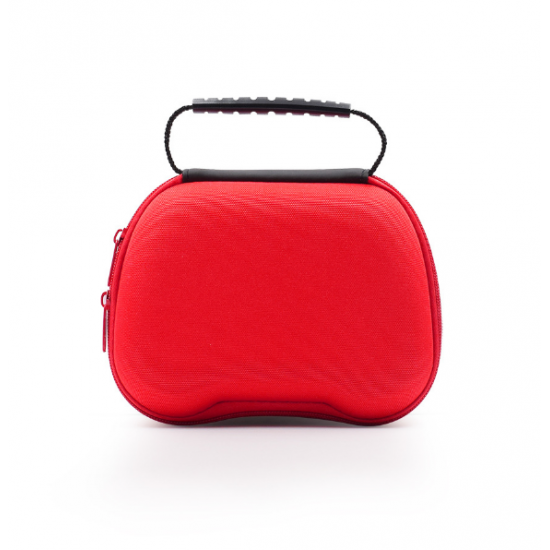 PS5 Controller Carrying Case Red