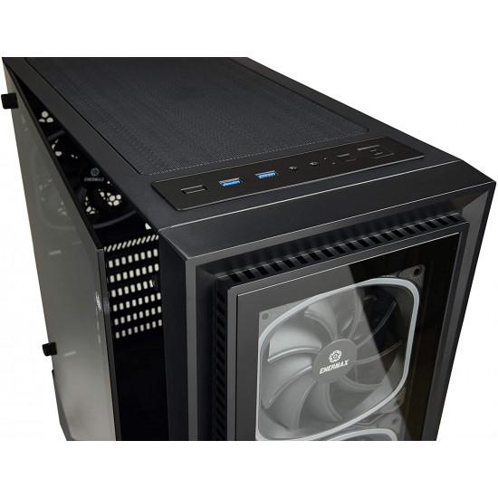 EnerMax Starry Fort SF30 ARGB Black Case