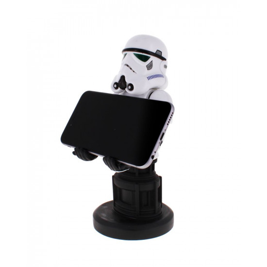 Star Wars Stormtrooper Controller & Phone Holder With Charging Cable
