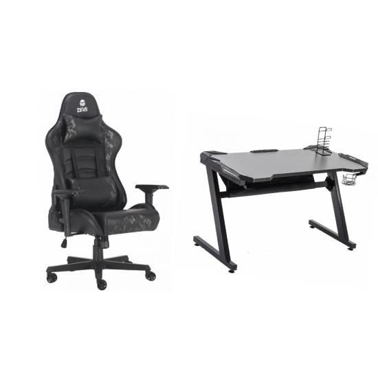 Devo gaming chair bundle [Void Army + Devo Table 1.0]