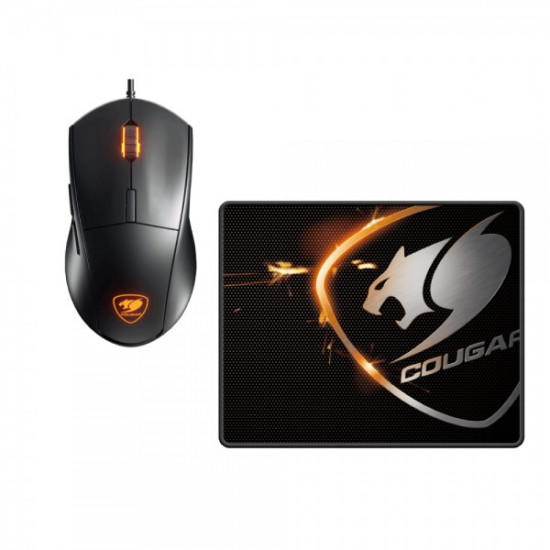Cougar Minos XC (Mouse and Mousepad combo)